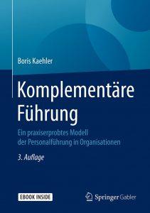 Buchcover Komplementäre Führung