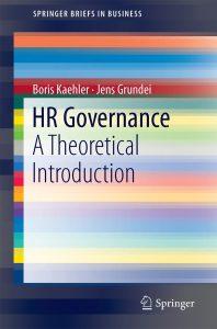 Cover HR Governance