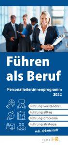 Führen als Beruf - Personalleiter:innenprogramm 2021